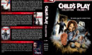 Child's Play Collection - Volume 2 R1 Custom DVD Cover