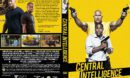 Central Intelligence (2016) R2 DE DVD Covers