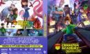 Cranston Academy: Monster Zone (2020) R1 Custom DVD Cover