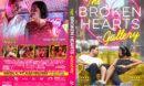 The Broken Hearts Gallery (2020) R1 Custom DVD Cover