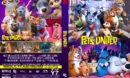 Pets United (2019) R1 Custom DVD Cover