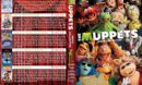The Muppets Movie Collection - Volume 1 R1 Custom DVD Cover