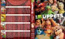 The Muppets Movie Collection - Volume 2 R1 Custom DVD Cover