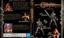 Conan-The Complete Quest R2 DE Custom DVD Cover