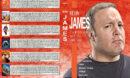 Kevin James Filmography - Set 1 (2002-2006) R1 Custom DVD Cover