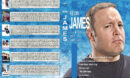 Kevin James Filmography - Set 2 (2007-2011) R1 Custom DVD Cover