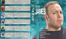 Kevin James Filmography - Set 3 (2012-2015) R1 Custom DVD Cover
