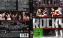 Rocky (4K Remastered) (1976) DE Blu-Ray Covers & label
