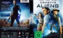 Cowboys & Aliens (2011) R2 DE DVD Cover