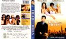 HEAD OVER HEELS (2001) DVD COVER & LABEL
