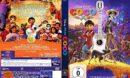Coco-Lebendiger als das Leben (2018) R2 DE DVD Cover