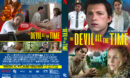 The Devil All the Time (2020) R1 Custom DVD Cover
