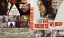 The Secrets We Keep (2020) R1 Custom DVD Cover