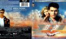 TOP GUN (1986) COLLECTOR'S EDITION BLU-RAY COVER & LABELS