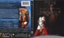Bram Stoker's Dracula (1992) Blu-Ray Cover & Label