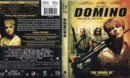 Domino (2005) Blu-Ray Cover & labels