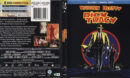 Dick Tracy (1990) Blu-Ray Cover & labels