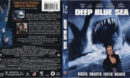 Deep Blue Sea (1999) Blu-Ray Cover & Label