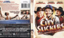 City Slickers (1991) Blu-Ray Cover & Label