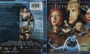 The Fifth Element (2007) Blu-Ray Cover & Label