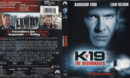K-19 (2002) Blu-Ray Cover & Label