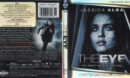The Eye (2008) Blu-Ray Cover & Label
