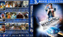 Back to the Future Trilogy Custom Blu-Ray Cover