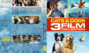 Cats & Dogs 3-Film Collection R1 Custom DVD Cover