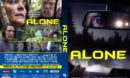 Alone (2020) R1 Custom DVD Cover