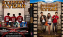STUDENT OF THE YEAR (2012) BLU-RAY COVER & LABEL