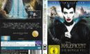 Maleficent - Die dunkle Fee (2014) R2 DE DVD Cover & Label