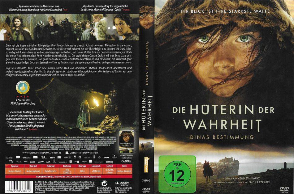Die Huterin Der Wahrheit 2015 R2 De Dvd Cover Label Dvdcover Com