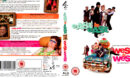 EAST IS EAST (1999) / WEST IS WEST (2010) R2 BLU-RAY COVER & LABELS