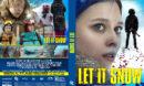 Let It Snow (2020) R1 Custom DVD Cover