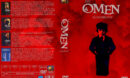 Das Omen Quadrilogy R2 DE DVD Cover