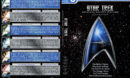 Star Trek: Original Motion Picture Collection R1 Custom DVD Cover