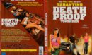 Death Proof R2 DE DVD Cover