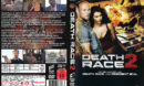 Death Race 2 (2010) R2 DE DVD Covers
