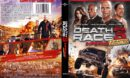 Death Race 3 (2013) R2 DE DVD Cover