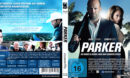 Parker (2012) DE Blu-Ray Covers & Label