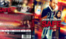 Safe - Todsicher (2011) DE Blu-Ray Covers & Label