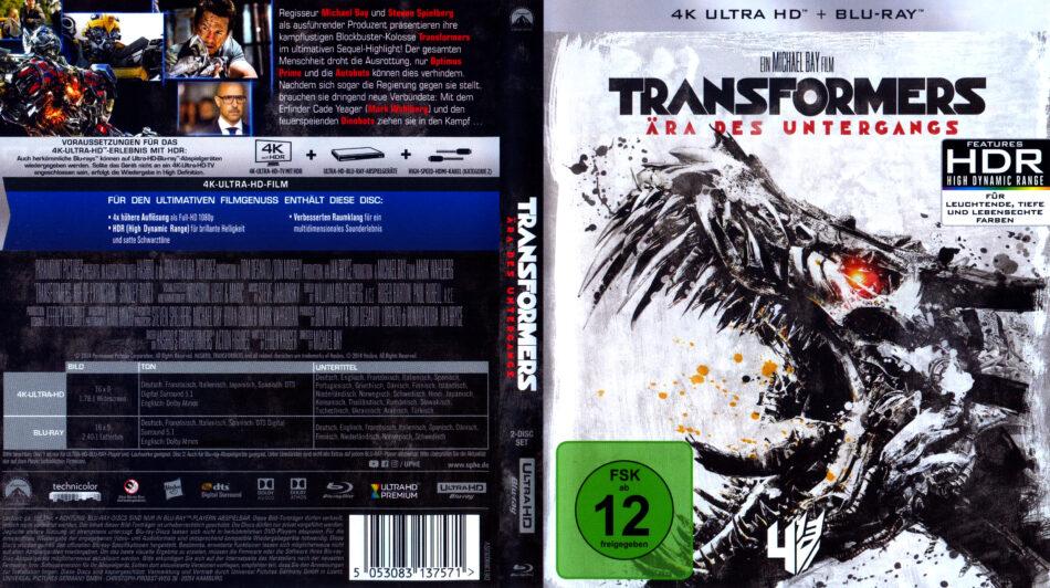 Transformers 4 Fsk