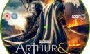 Arthur & Merlin (2020) R2 Custom DVD Label