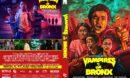 Vampires vs. the Bronx (2020) R1 Custom DVD Cover