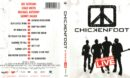 Chickenfoot - get your buzz on LIVE (2010) Blu-Ray Cover