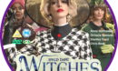 The Witches (2020) R2 Custom DVD Label