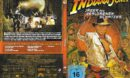 Indiana Jones - The Complete Collection (2008) R2 DE DVD Covers & Labels