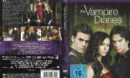 Vampire Diaries (Staffel 2 2010) R2 DE DVD Cover & Labels