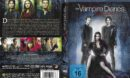 Vampire Diaries (Staffel 4 2012) R2 DE DVD Cover & Labels