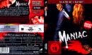 Maniac (1980) DE 4K UHD Blu-Ray Covers